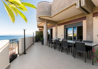 Casa Vacanze Appartamento Attico Panoramico